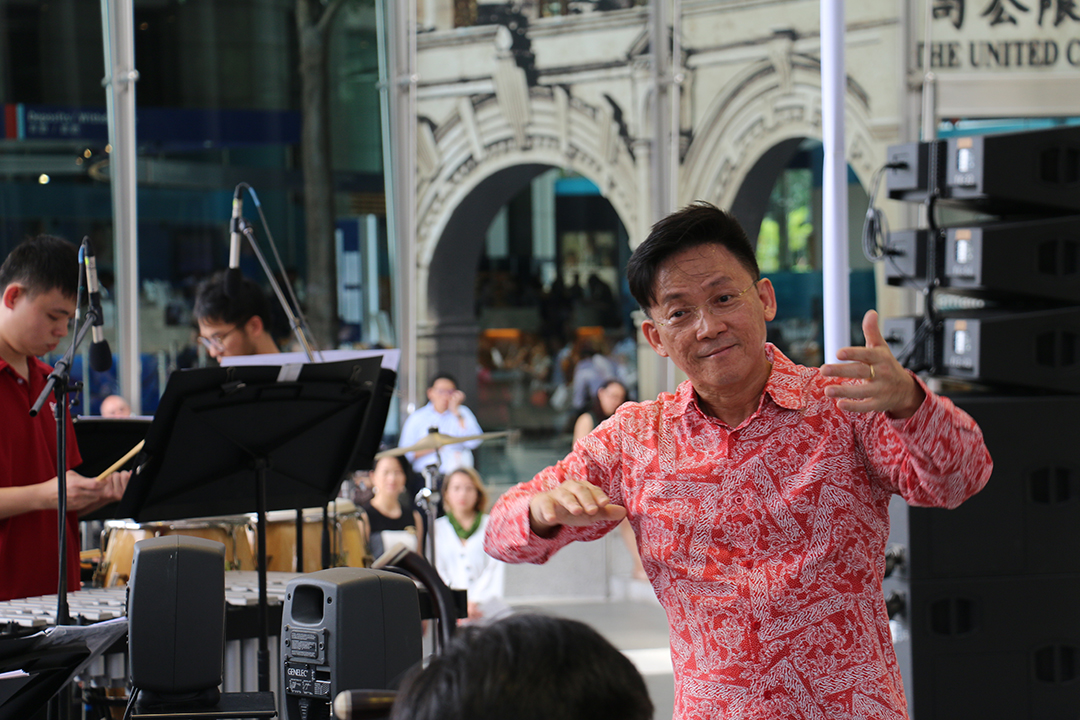 QLK_community_series Singapore Chinese Orchestra 新加坡华乐团