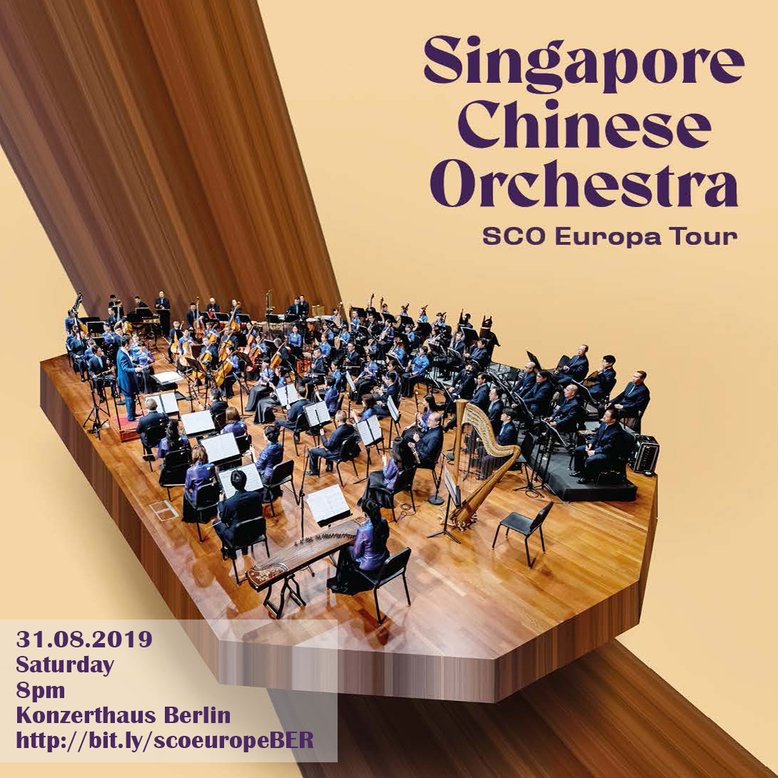SCO Europe Concert Tour: Berlin