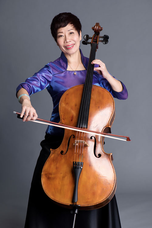 Chen-Ying-Guang-Helen Cello