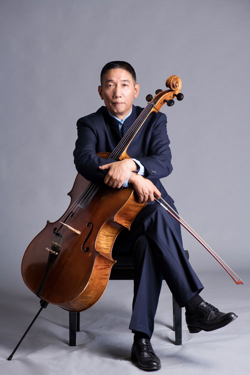 Ji-Hui-Ming Cello
