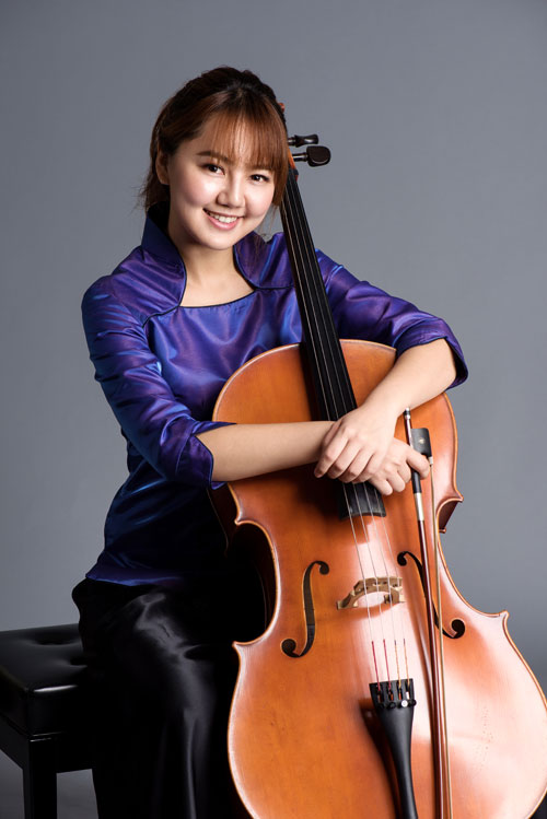 Xu-Xuena Cello