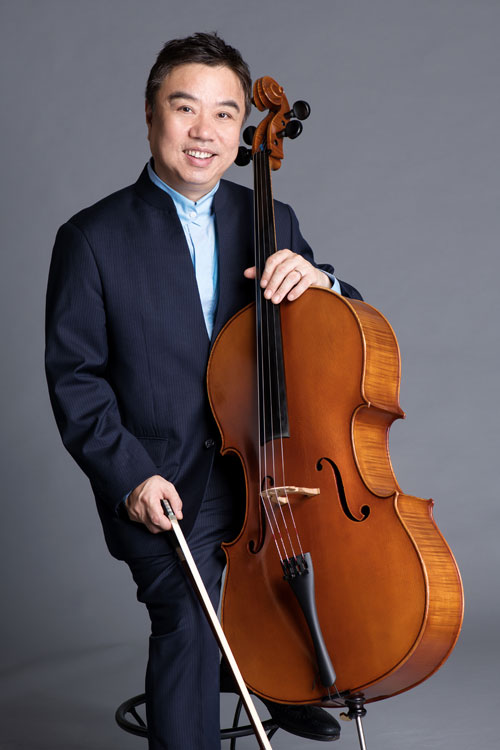 Xu-Zhong Cello