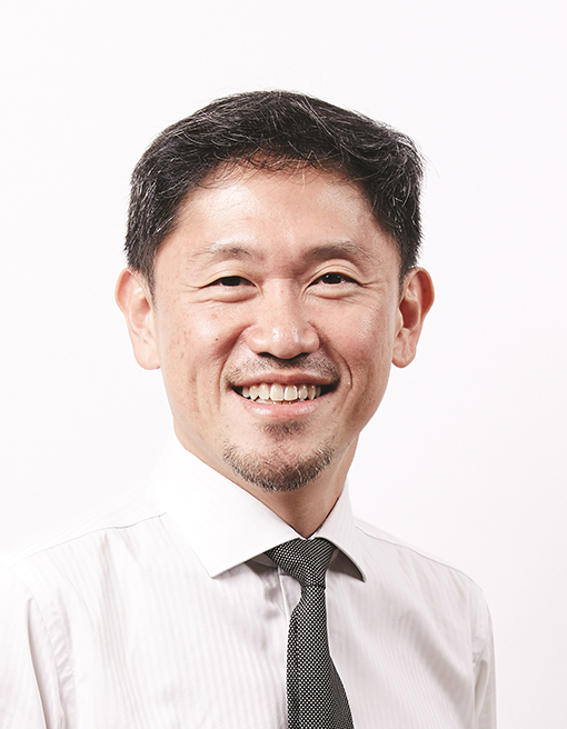 Mr Anthony Tan Kang Uei