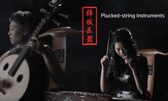 An instrumental diSCOvery of Chinese Orchestra Webisode 5: Plucked Strings Instruments